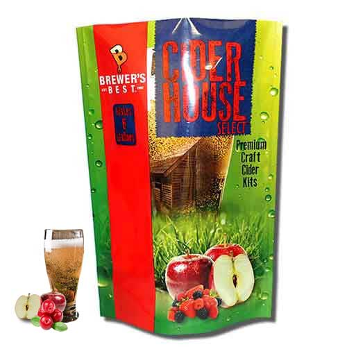 Cranberry Apple Cider House Select Cider Kit