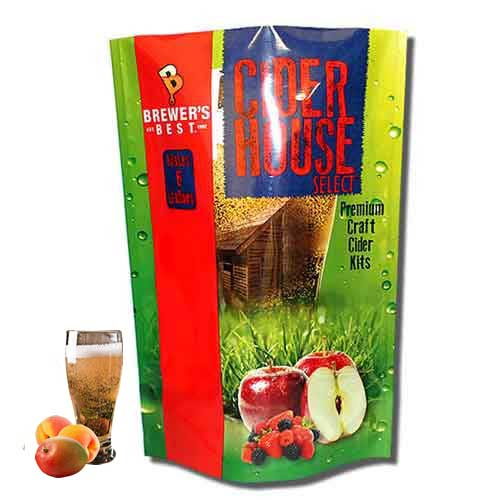 Peach Mango Cider House Select Cider Kit