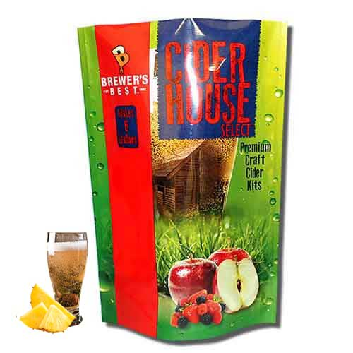 Pineapple Cider House Select Cider Kit