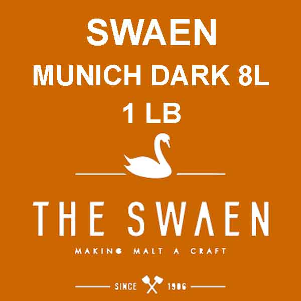 Swaen Munich Dark Malt 1 Lb. (8l)