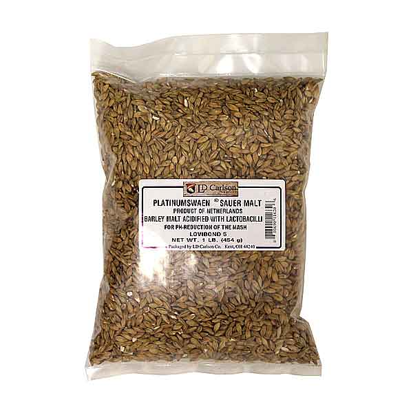 PlatinumSwaen Sauer Acidulated Sour Malt - 1 lb