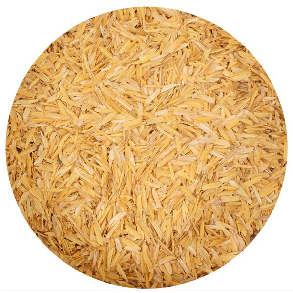Rice Hulls - 50 Lb. Bag