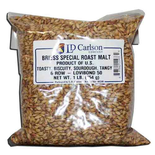 Special Roast Malt by Briess Malting