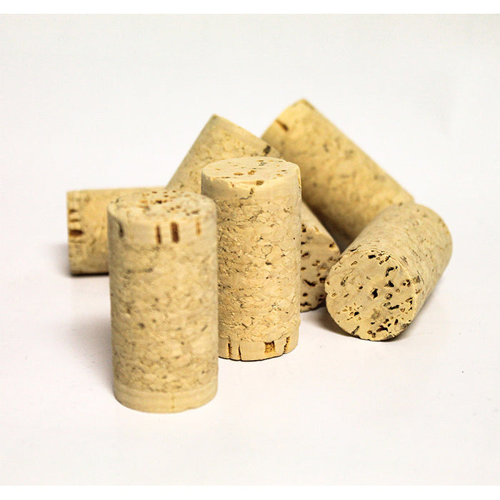 Premium 1+1 Corks / Bag of 100 / No. 9 X 1 3/4