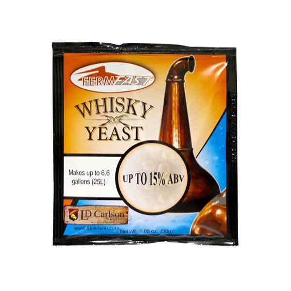 Fermfast Whisky Yeast with Enzyme 30 Gram