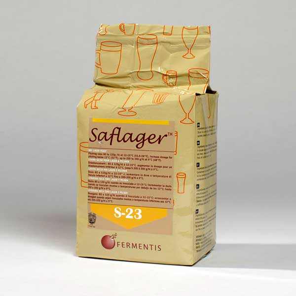 Saflager S-23 Dry Lager Yeast 500 Grams