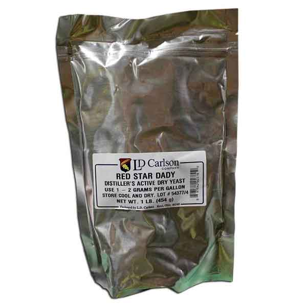 Red Star Dady Yeast 1 Lb.