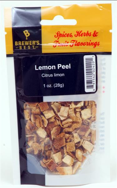 Lemon Peel - 1 oz
