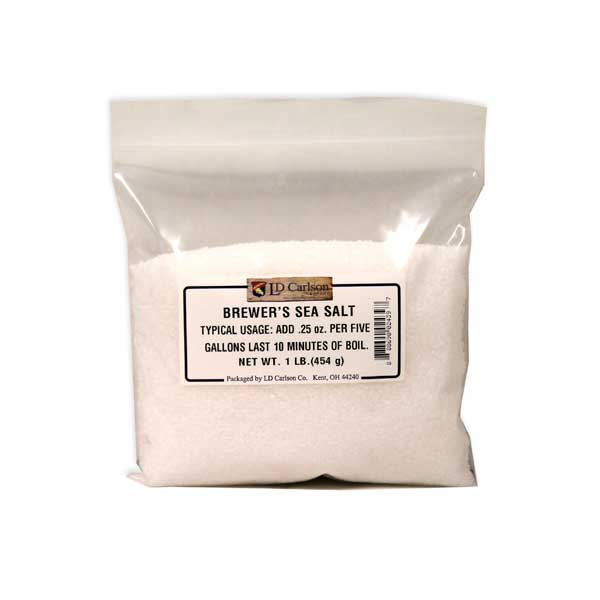 Brewers Sea Salt - 1 lb