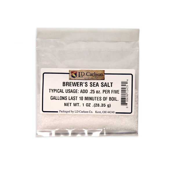Brewers Sea Salt - 1 oz