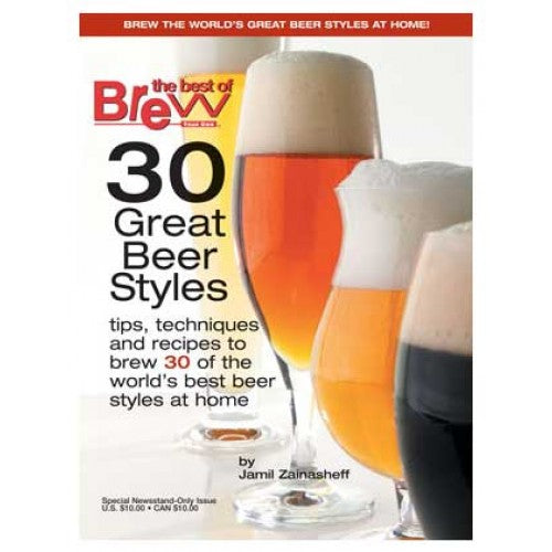 Brew Your Own Magazine 30 Great Beer Styles