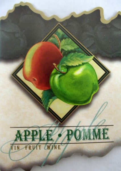Apple Wine Labels