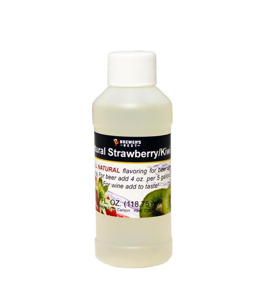 Strawberry/Kiwi Flavor 4 oz