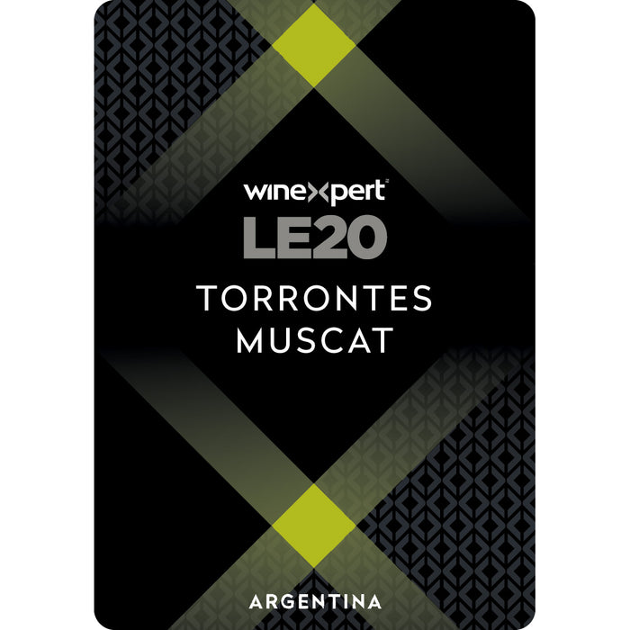 Argentina Torrontes Muscat Winexpert Limited Edition Wine Making Kit