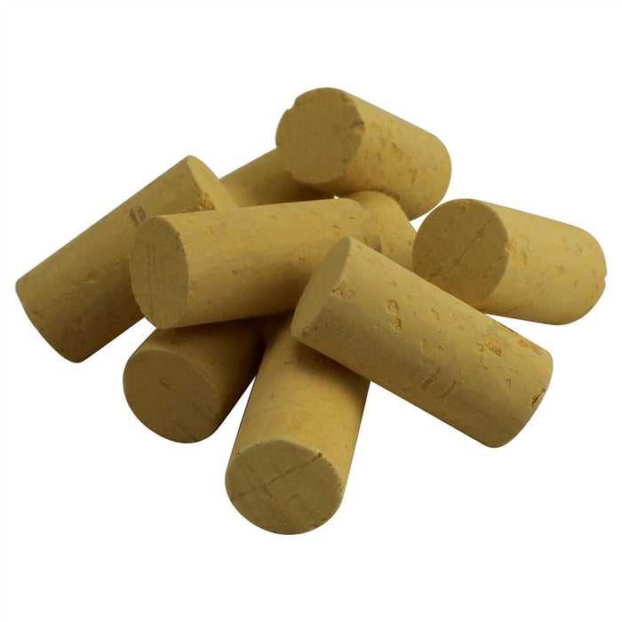 First Quality Corks / Bag of 100 / No. 7 x 1 3/4