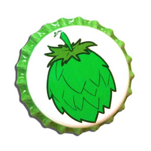 Hop Crown Beer Bottle Caps (Crowns) - 144ct - with Oxy-Liner