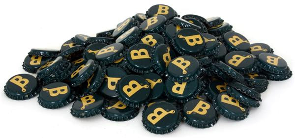 Brewers Best Beer Bottle Caps - 144 Count - with Oxy-Liner