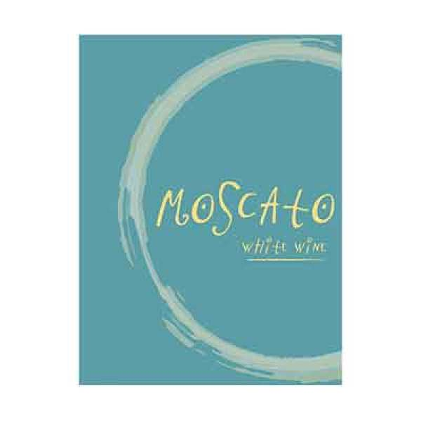 Moscato Wine Labels - 30 Pack