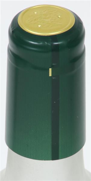 Green Shrink Caps - 500 Count