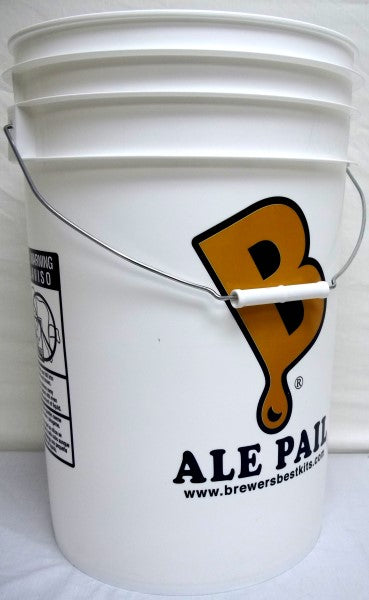 Bucket Only 6.5 U.S. Gallon Primary (Wire Handle)