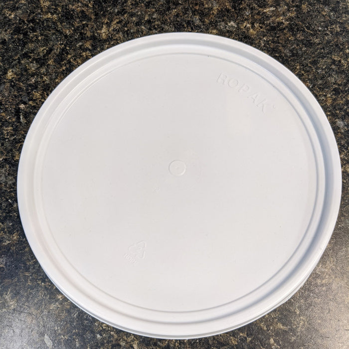 Lid Only (Solid, No Grommet) for 2 Gallon Fermenting Bucket