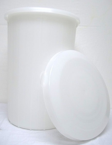 Primary Fermentor with Lid - 10 Gal - Food Grade