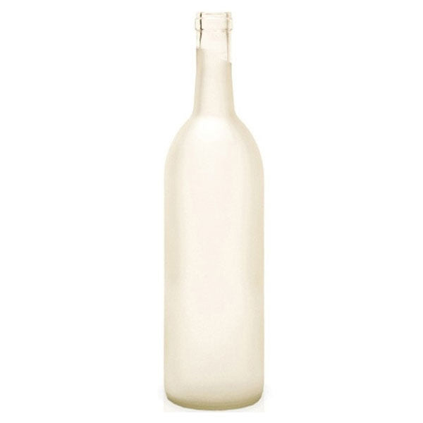 Frosted - Bordeaux Style Wine Bottles - 750ml - 12 per Case