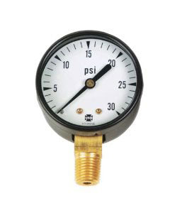 Pressure Gauge Only for Super Jet - 0 to 30 Lbs