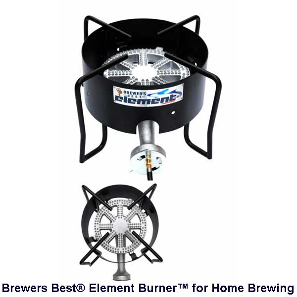 Brewers Best® Element Burner™ for Home Brewing