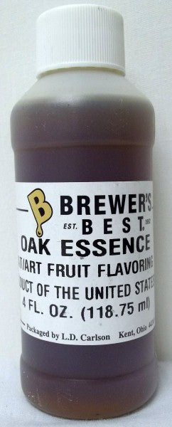 Oak Essence Flavoring - Mellow Blend - 4 oz