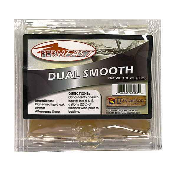 Dual Smooth Super-Smoother by FermFast