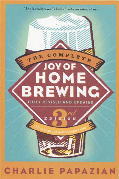 The Complete Joy of Home Brewing Book (Papazian)
