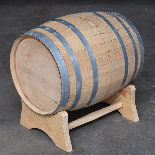 Wooden Barrel Rack for 5 Gallon Barrels