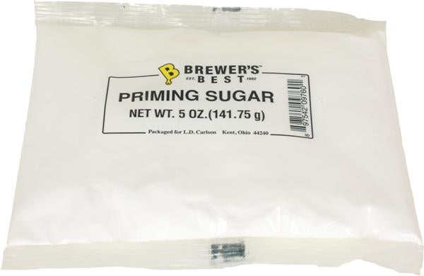 Corn (Priming) Sugar - 142 Grams - 5 oz Bag (3/4 Cup)
