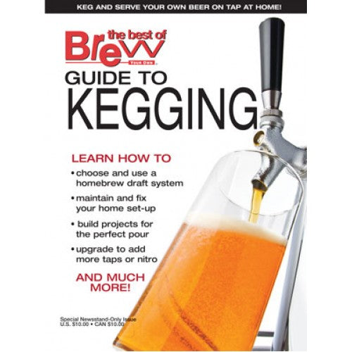 Brew Your Own Magazine Guide to Kegging