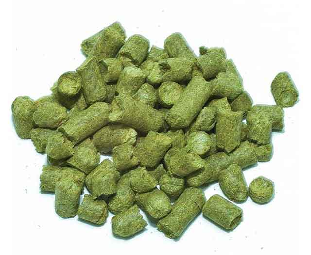 German Northern Brewer Hop Pellets 1 Lb.