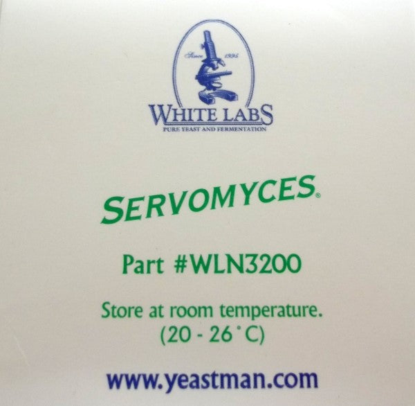Servomyces Yeast Nutrient by White Labs