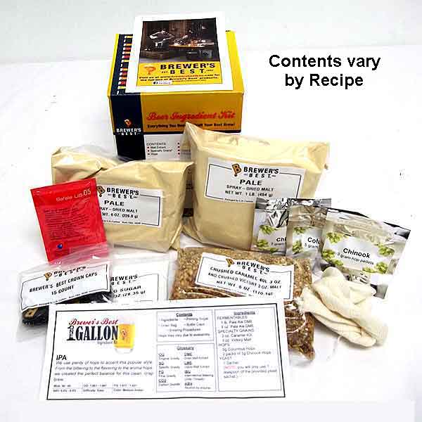 Chocolate Stout - One Gallon Beer Making Kit