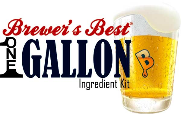 Pale Ale - One Gallon Beer Making Kit