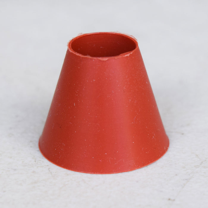 Red Silicone Bottling Cone for the Enolmatic Bottle Filler