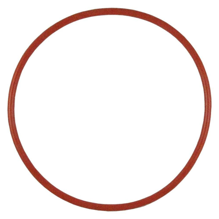 Large Red Silicone Internal O-Ring for Enolmaster Vacuum Overflow Vessel and Tandem Professional Filter Housing