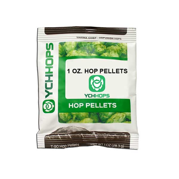 German Huell Melon Hop Pellets 1 lb