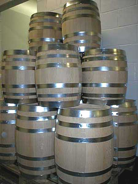 Premium American Oak Wine Barrels -  Assorted Sizes