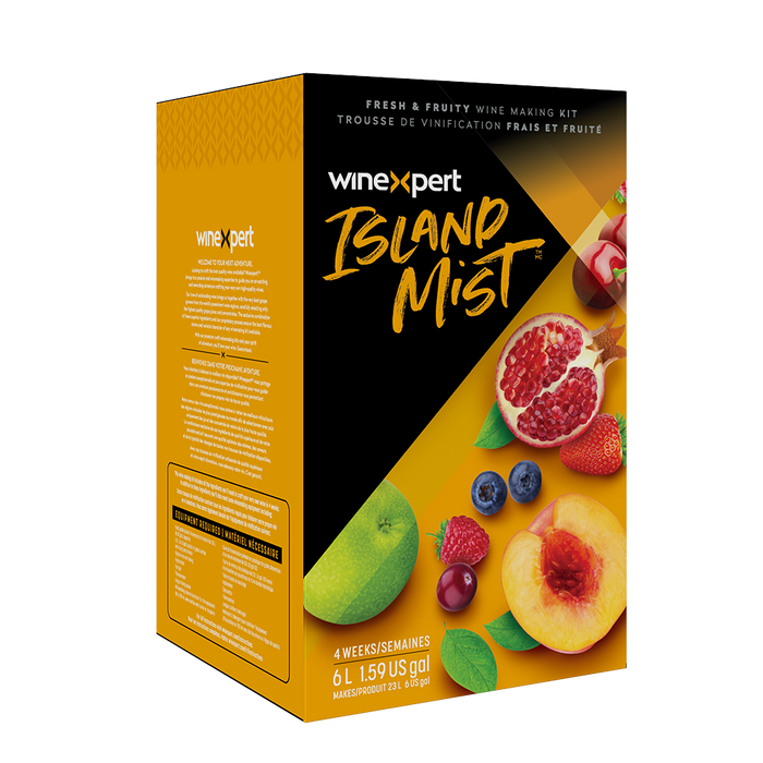 Mango Citrus Wine Ingredient Kit - Winexpert Island Mist
