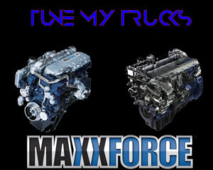 International Maxxforce 11 13 15 ECM Tune Delete DPF EGR DEF 1995