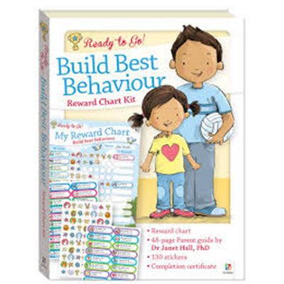 Ready to Go Reward Chart: Build Best Behaviour