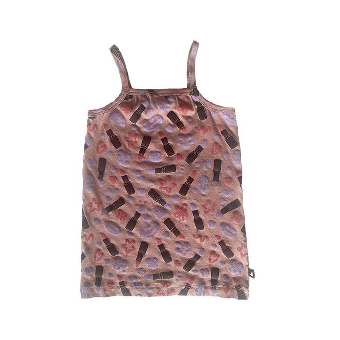 Anarkid |  Lipstick AOP Slip Dress