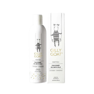 Gilly Goat | Calm Baby Oil Bath Milk 250mls