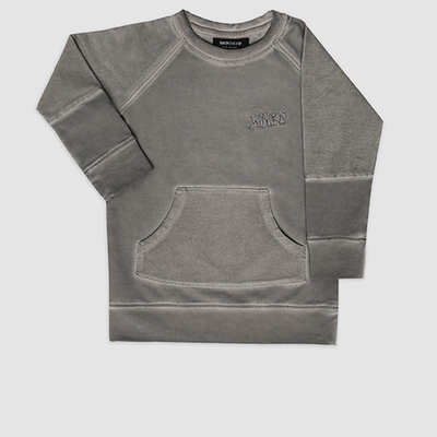 MiniKid | Grey Sweatshirt
