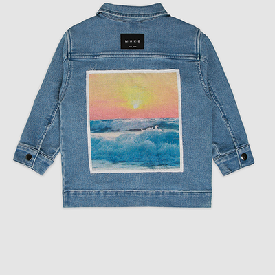 MiniKid | The Sunset Jeans Jacket